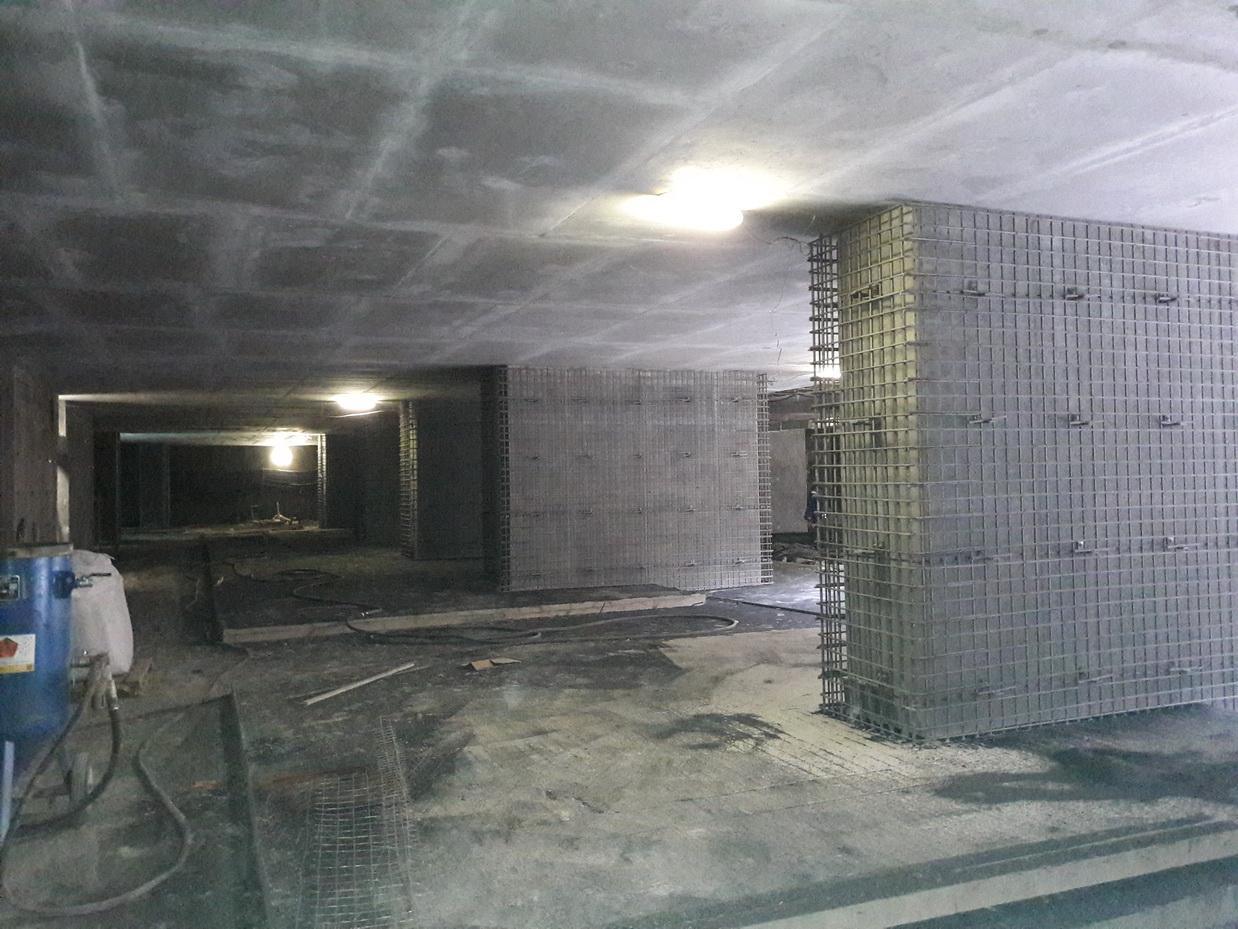 Бетон усиление бетон в25 купить в екатеринбурге